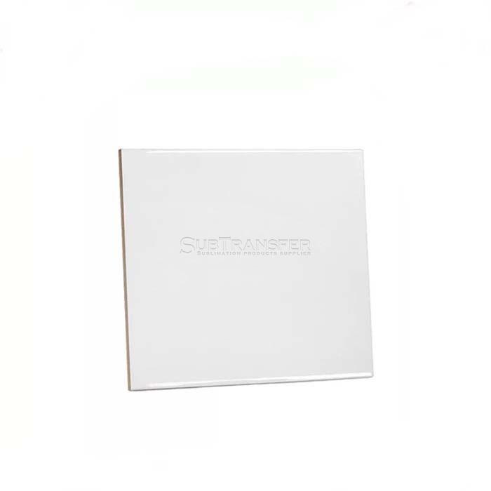 Sublimation Ceramic Tile 10.8*10.8cm