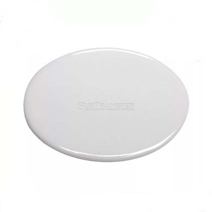 Sublimation Oval Ceramic Tile