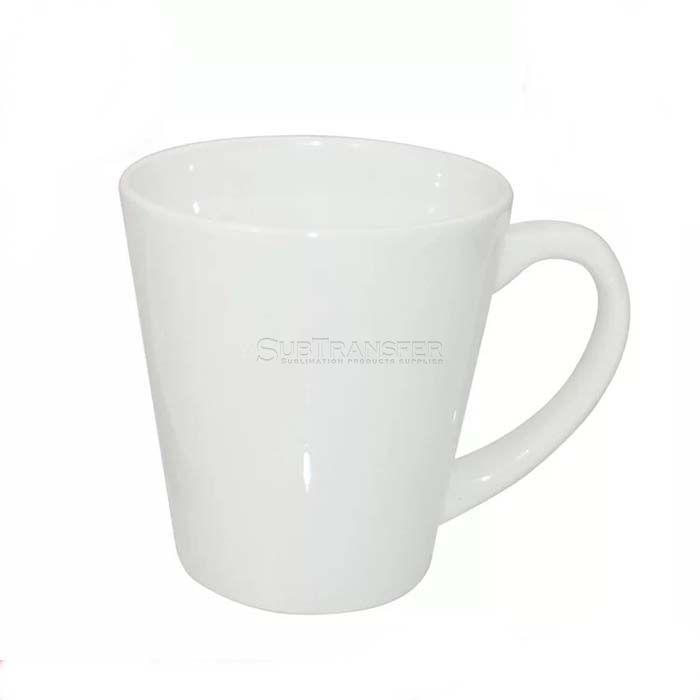 Sublimation V Shape Mug 12oz