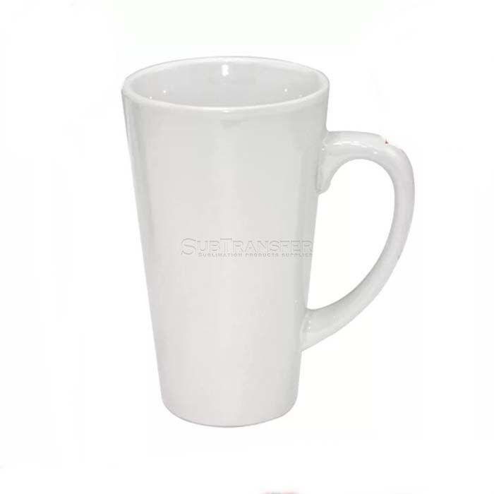 Sublimation V Shape Mug 17oz