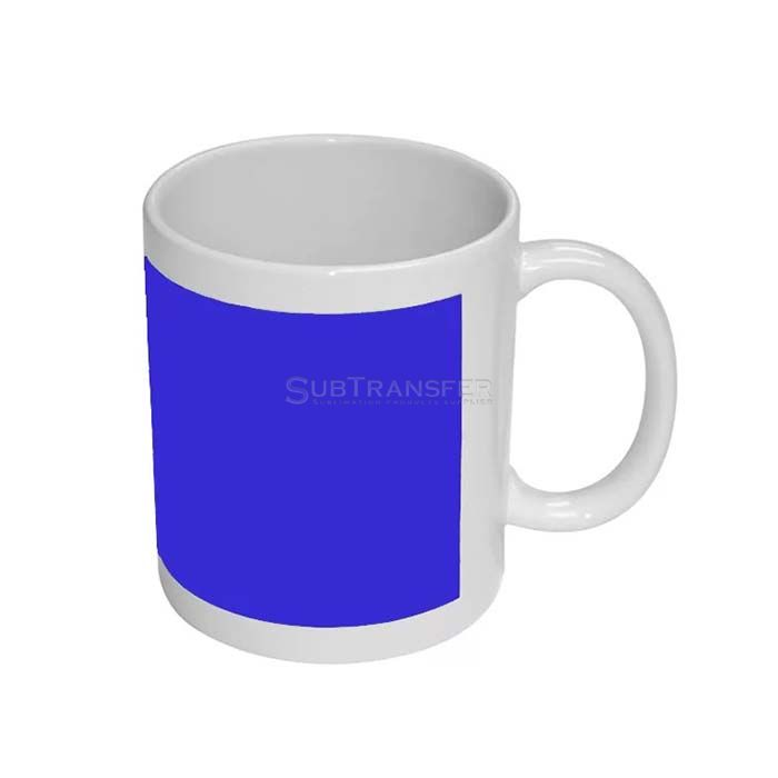 Sublimation Partial Color Changing Mug