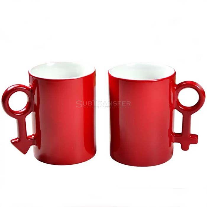 Sublimation Lover Color Changing Mug