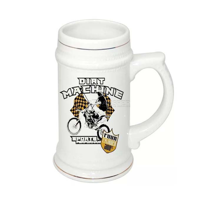 Sublimation Beer Mug 22oz