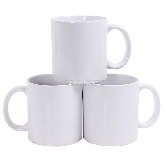 Sublimation White Mug 11oz