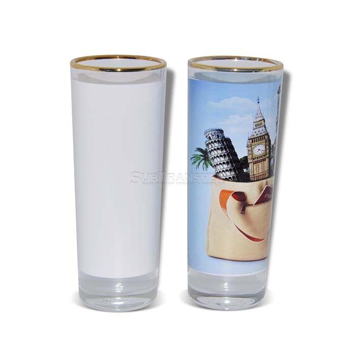 Sublimation Shot Glass 3oz