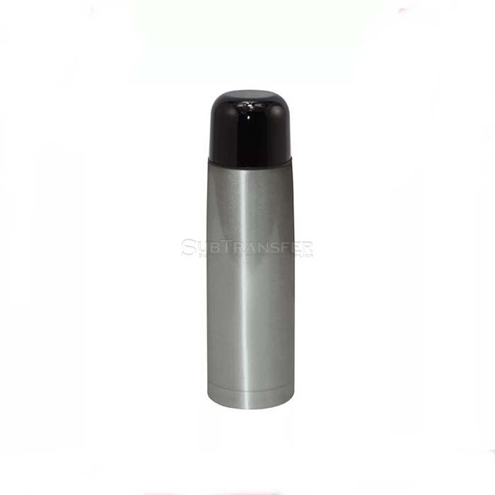 Sublimation Stainless Steel Thermos Flask Silver 500ml