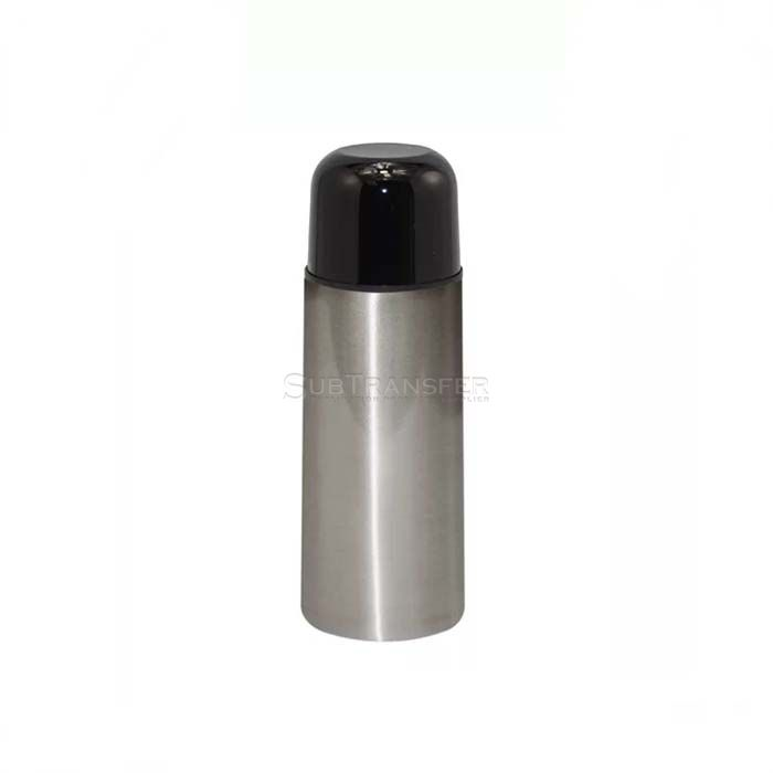Sublimation Stainless Steel Thermos Flask Silver 350ml