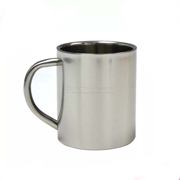 Sublimation Stainless Steel Mug 300ml