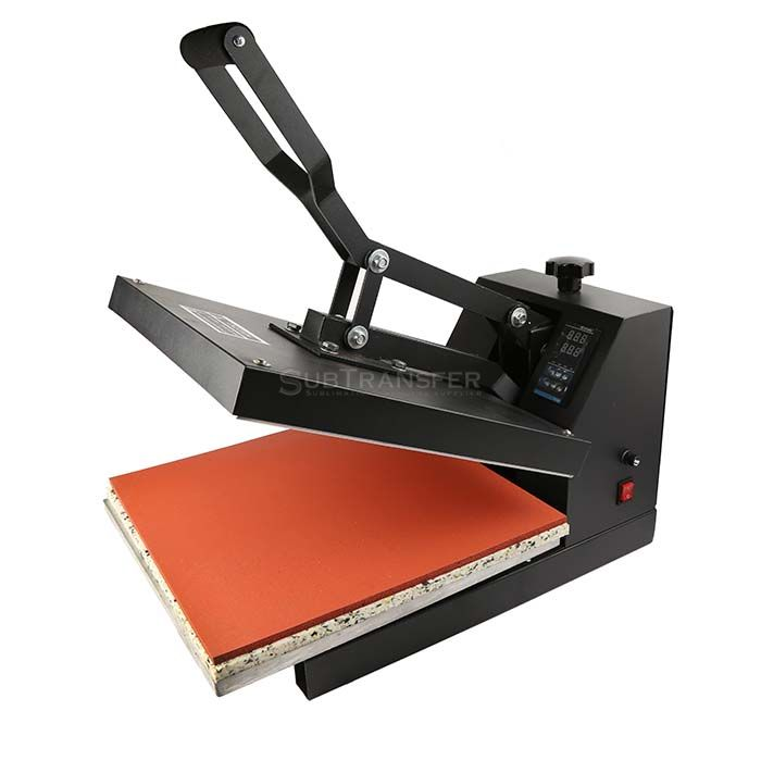 Flat Heat Press Machine 38*38cm