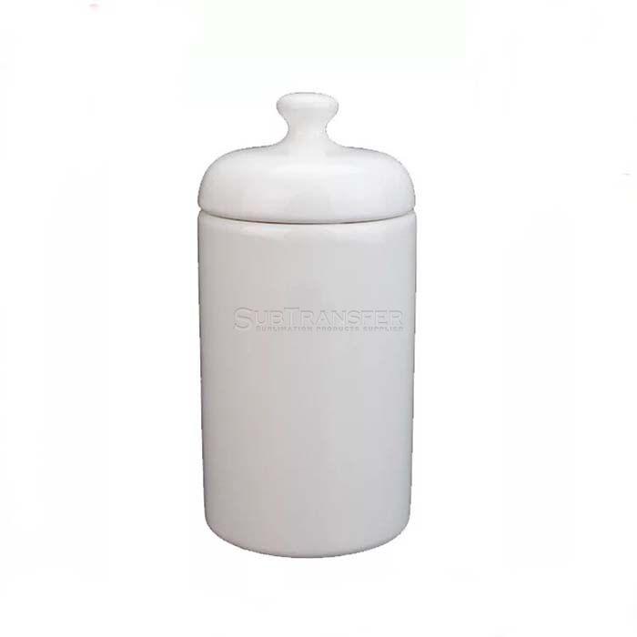 Sublimation Coffe Jar