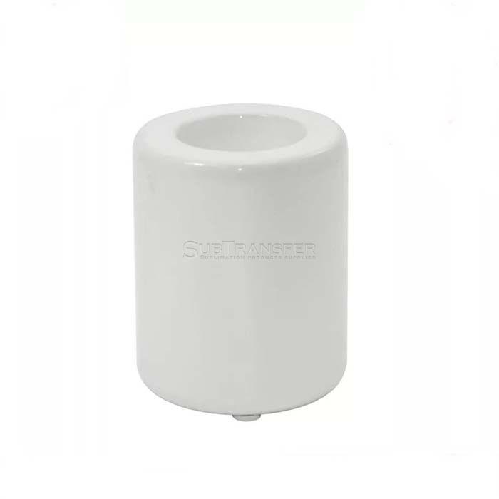 Sublimation Ceramic Candle Holder