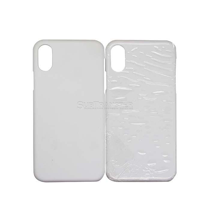 3D Sublimation Phone Case IphoneX