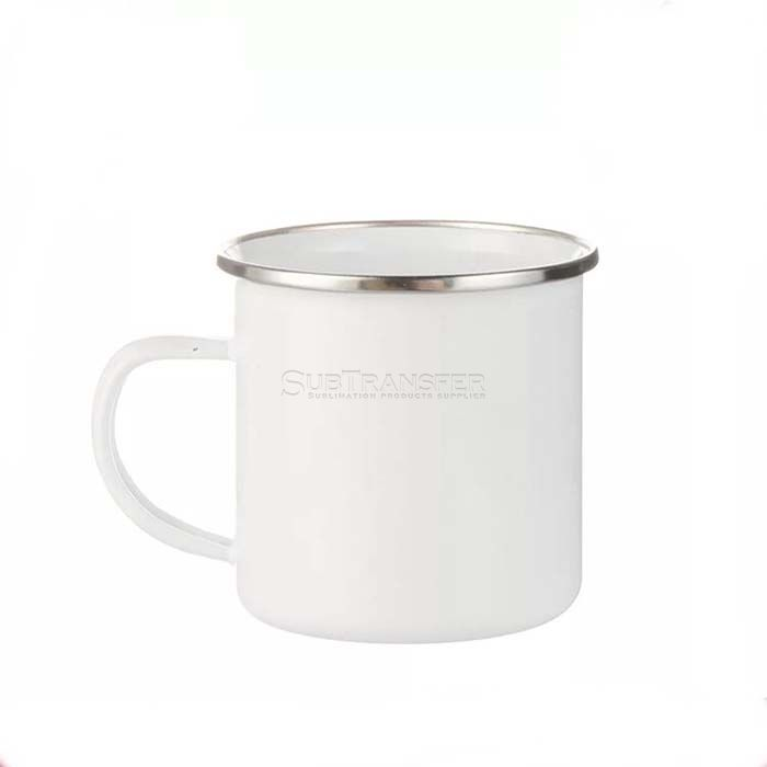 Sublimation Enamel Cup 10oz
