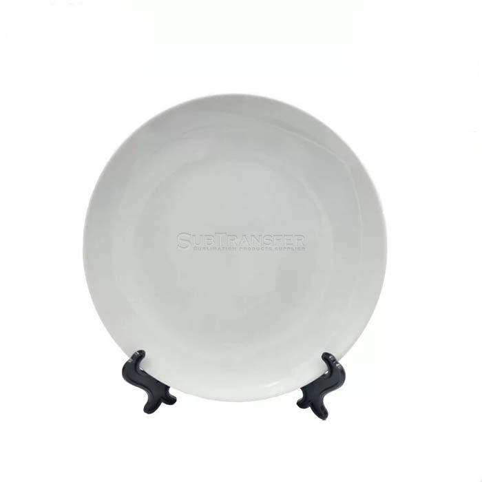 Sublimation Ceramic Plate 8 inch