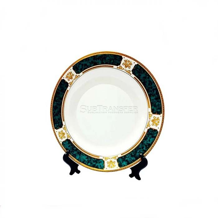 Sublimation Ceramic Plate 8 inches