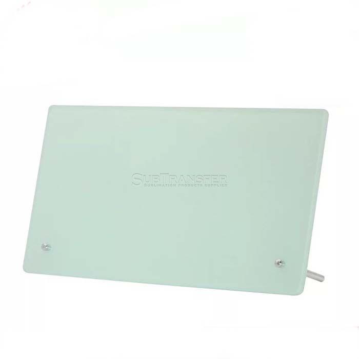 Sublimation Glass Photo Panel 14.5*27.5cm