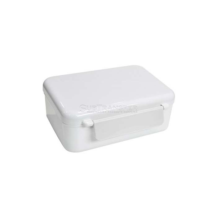 Sublimation White Lunch Box