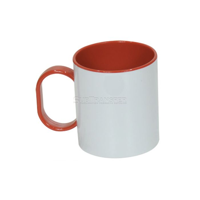 Sublimation Two Tone Colored Mugs