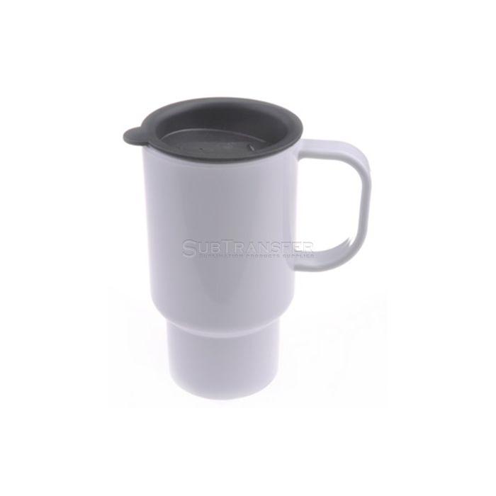 Sublimation Plastic Travel Mugs