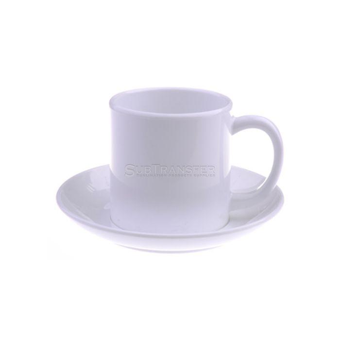 Sublimation Plastic Coffee Mug