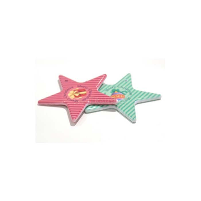 Sublimation Plastic Ornament