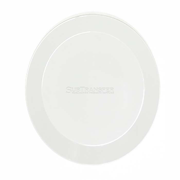 Sublimation Plastic Kids Plate