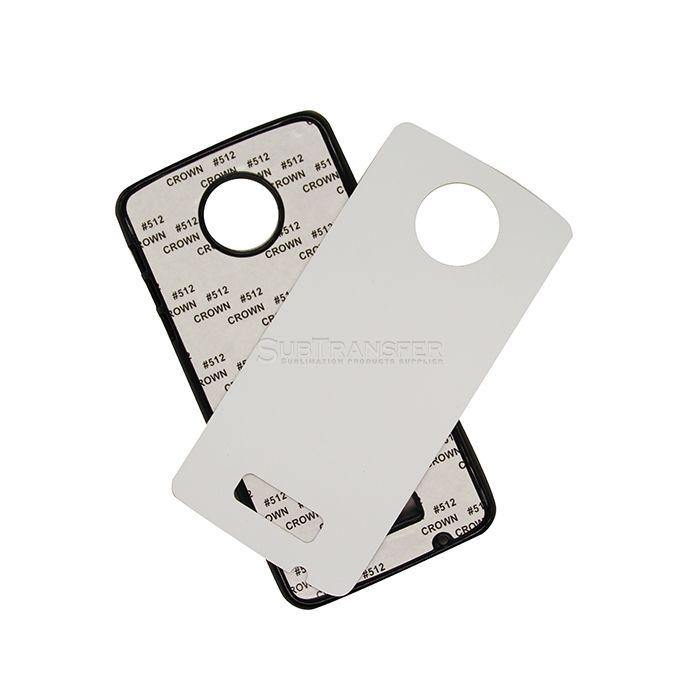 Sublimation Plastic Mobile Case For Motorola Z Force