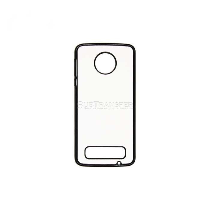 Sublimation Plastic Mobile Case For Motorola Z Play