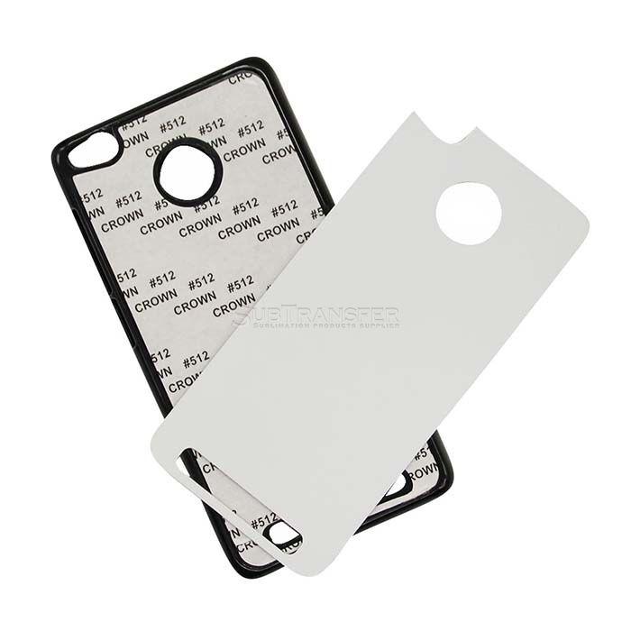 Sublimation Plastic Cellphone Case For Redmi3S Prime