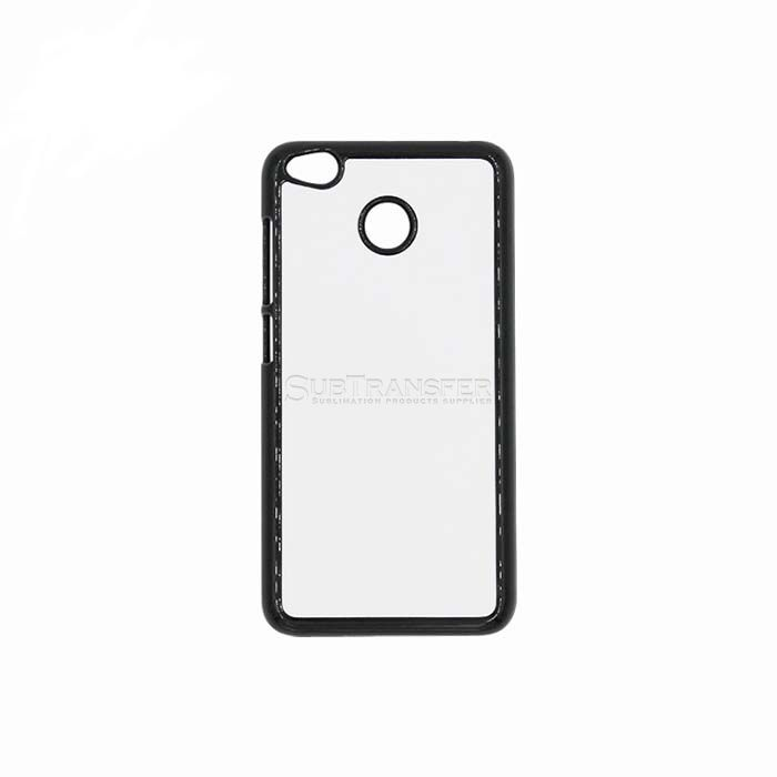 Sublimation Plastic Blank Phone Case For Redmi4X