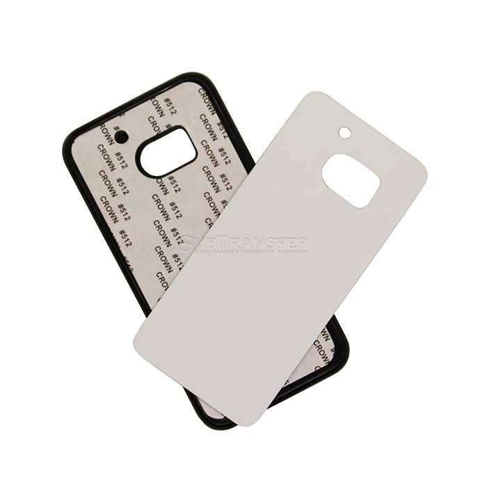 Sublimation Plastic Blank Phone Case For HTC M10