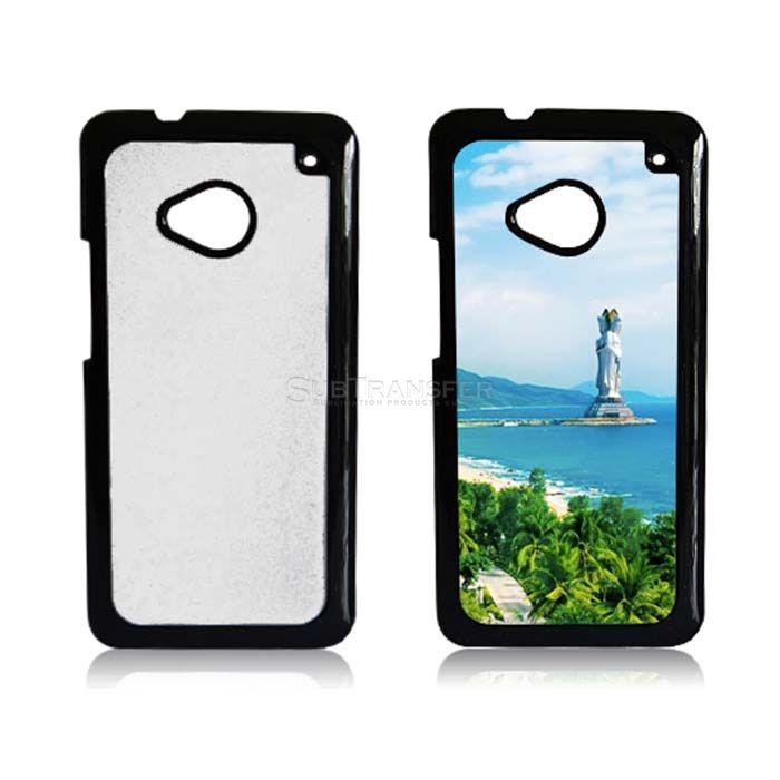 Sublimation Plastic Blank Phone Case For HTC One M7