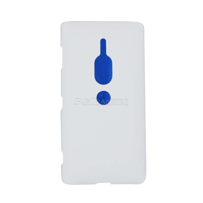 Sublimation 3D Phone Case For Sony XZ2 Premium