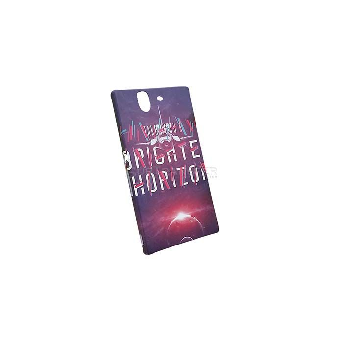 Sublimation 3D Phone Case For Sony Z L36I