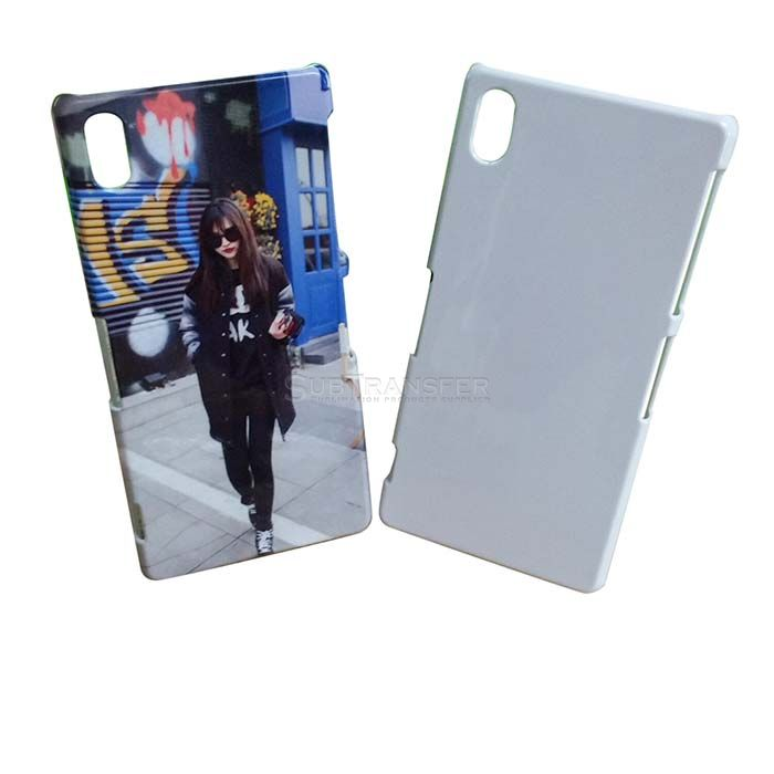Sublimation 3D Phone Case For Sony Z2 L50W