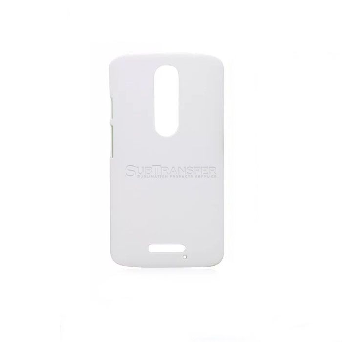 3D Sublimation Mobile Cover For Moto X3