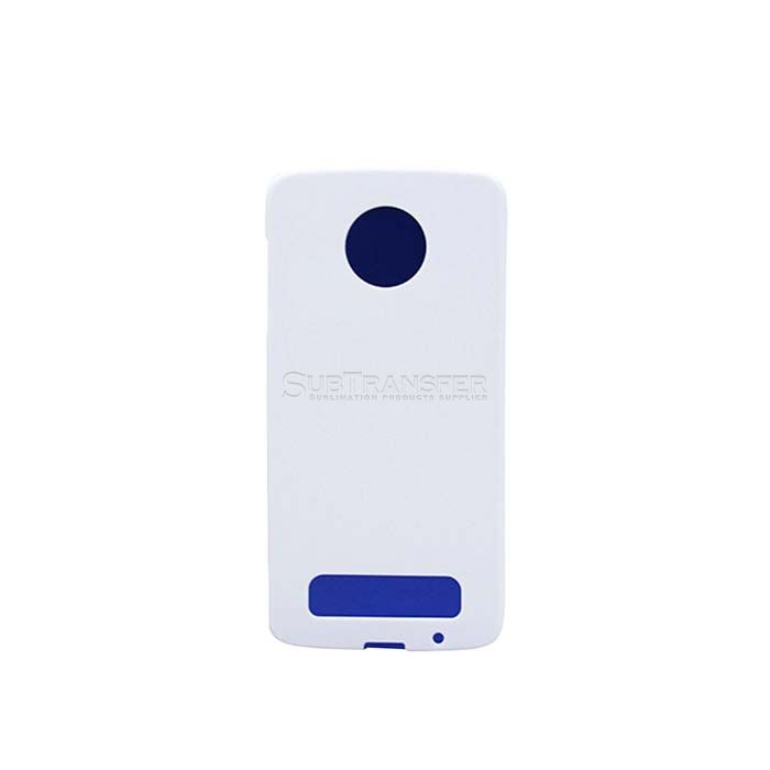 3D Sublimation Mobile Cover For Moto Z2