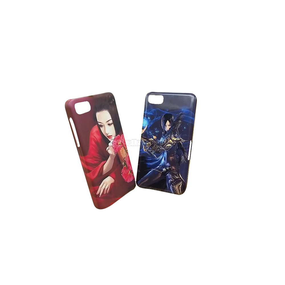 Sublimation 3D Cellphone Case For BlackBerry Z10