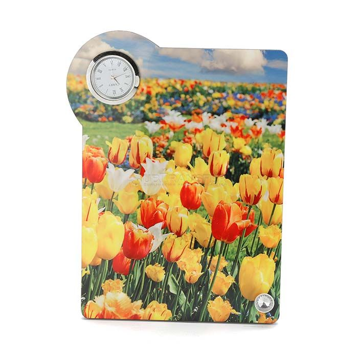 Sublimation MDF Blank Table Clock