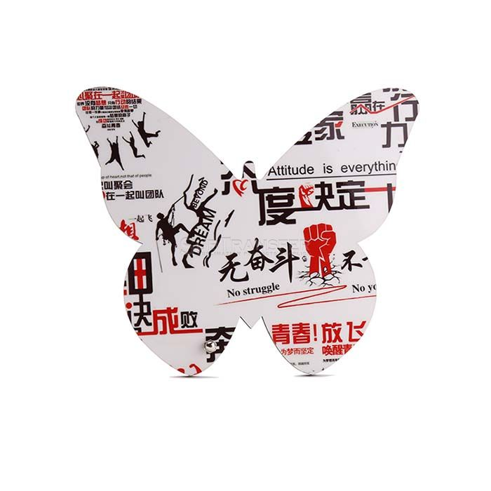 Sublimation MDF Photo Frame Butterfly
