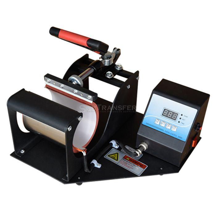 Mug Heat Transfer Press Machine