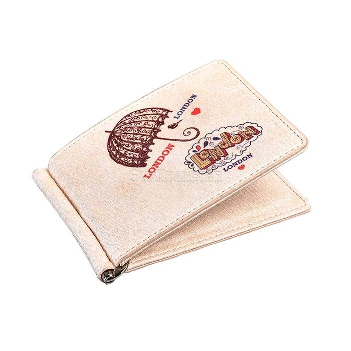 Sublimation Leather Blank Wallet