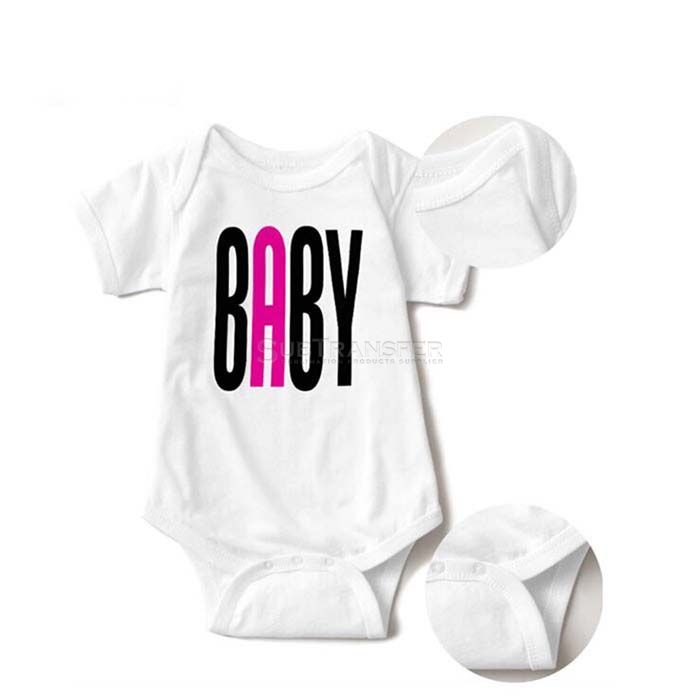 Sublimation Baby Clothes With Sleeve