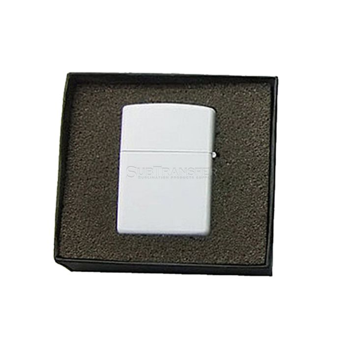 Sublimation Gasoline White Lighter