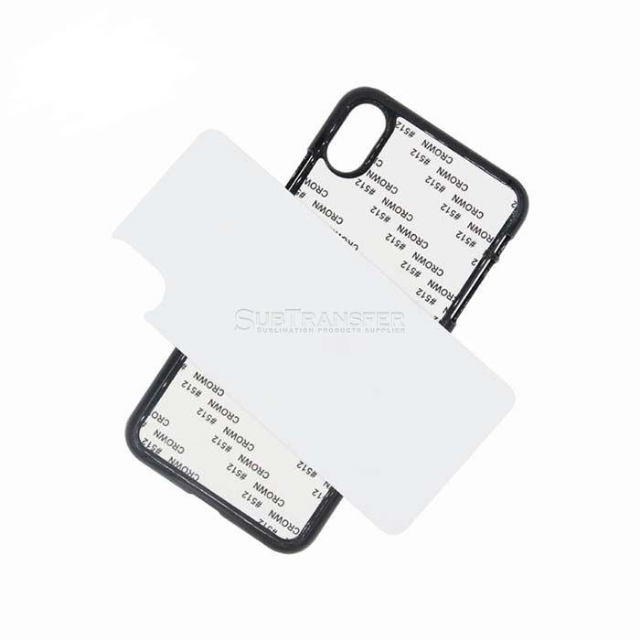 Sublimation Plastic Case For IphoneXS Max