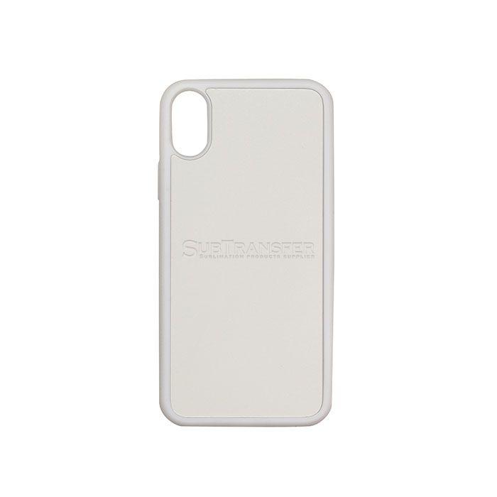 Sublimation Rubber Phone Case For IphoneX