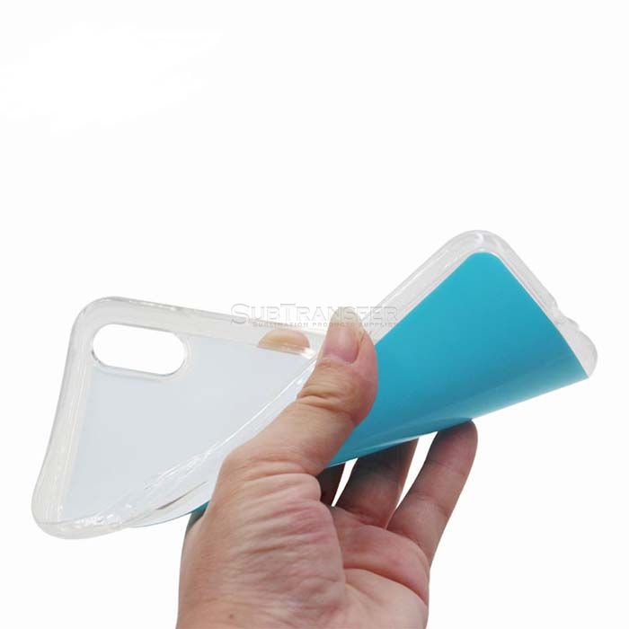 Sublimation Flexible Rubber Phone Case For IphoneXS Max