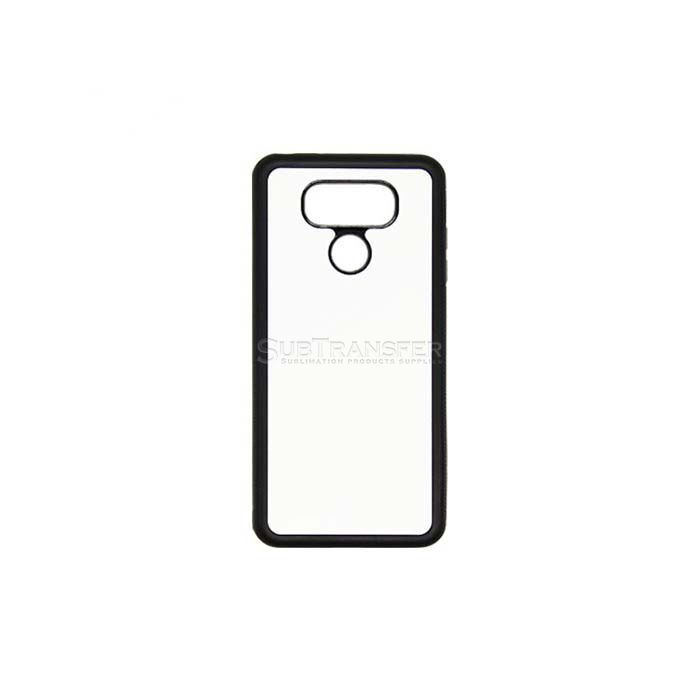 Sublimation TPU Rubber Phone Case For LG G6