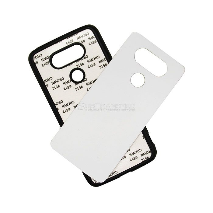 Sublimation TPU Rubber Phone Case For LG G5