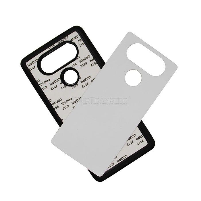 Sublimation TPU Rubber Phone Case For LG V20